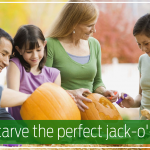 Tips to carve the perfect jack-o'-lantern