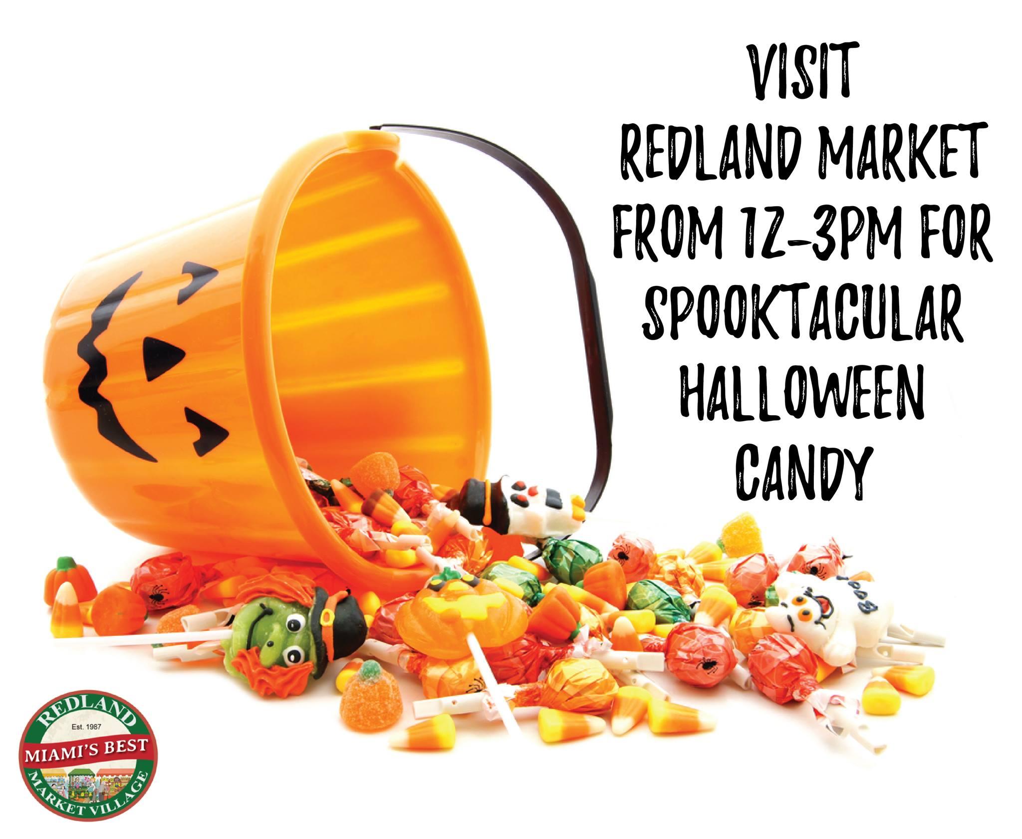 Redland Halloween