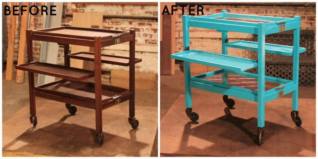 rolling-bar-cart-before-after_hgtvcom