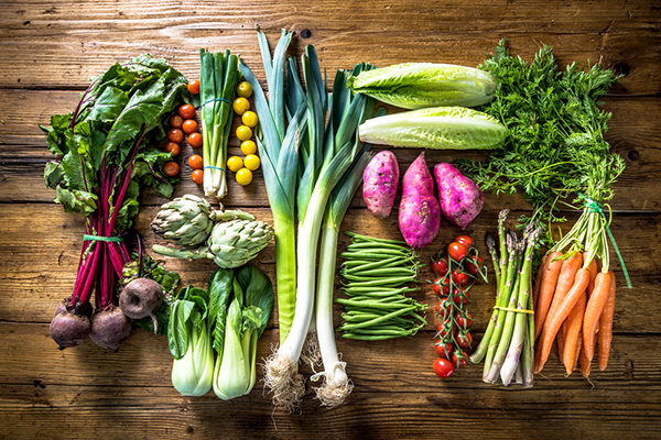 When you bring the farm to the table you can't go wrong. The flavor is better, it's healthier, and helps the community; a win-win.