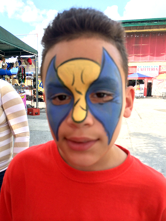 Redland-Market-Village-Kids-Face-Painting-Booth-(1)
