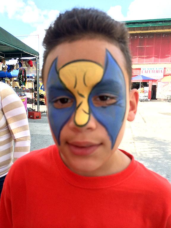 Redland-Market-Village-Kids-Face-Painting-Booth-(1)