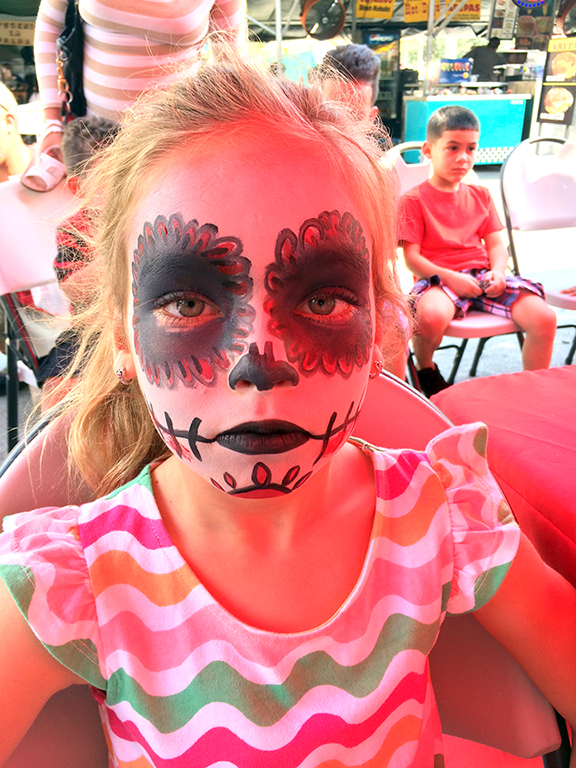 Redland-Market-Village-Kids-Face-Painting-Booth-(4)