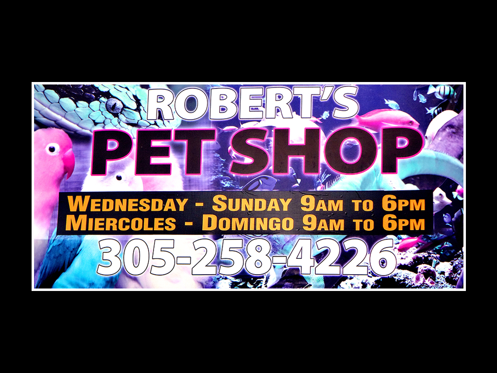 Redland-Market-Village-Roberts-Pet-Shop