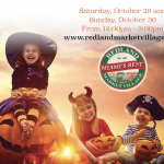 Celebrate Halloween with Redland this weekend!