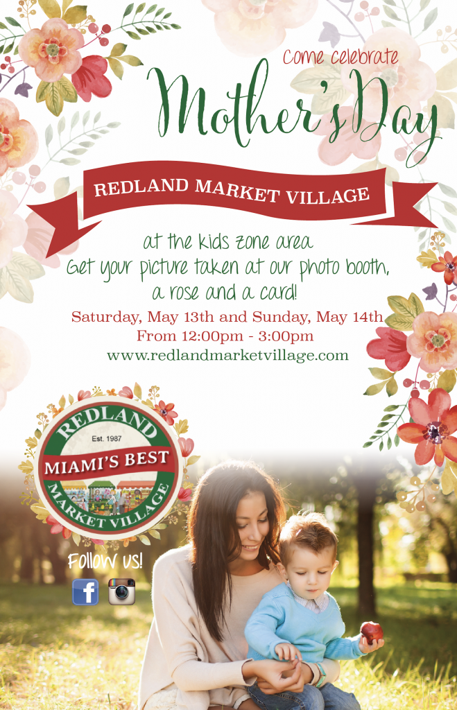 Redland Mother's Day!