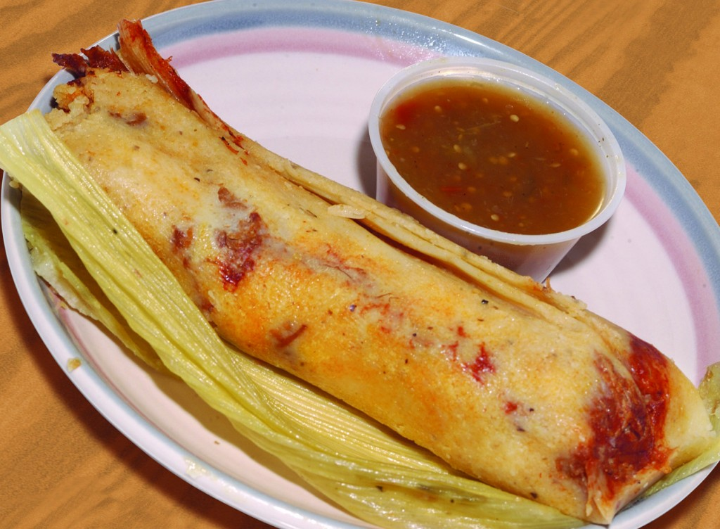 Although believed to have Native American origins, tamales have since become associated with Latin cuisine.