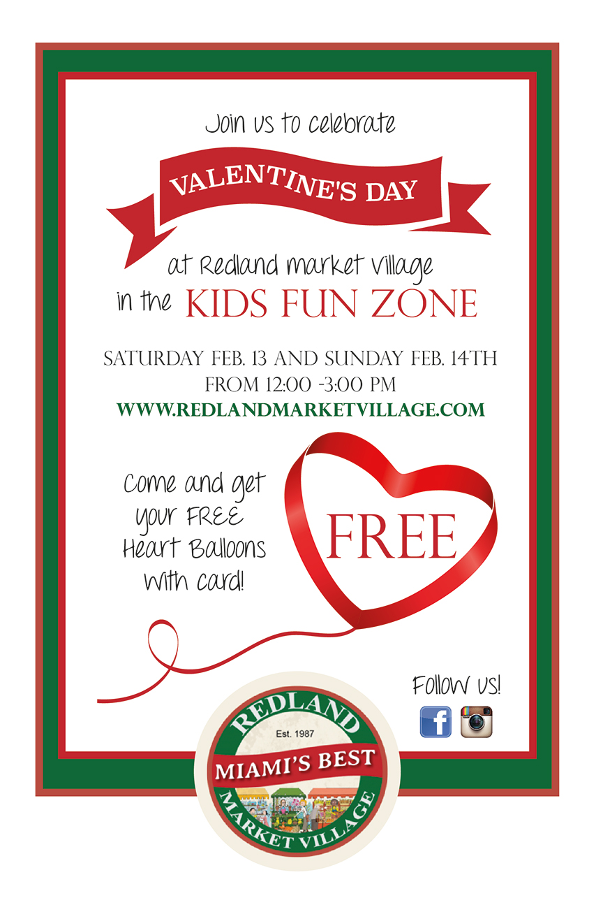 Valentines Day Kids Fun Zone