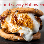 A sweet and savory Halloween treat