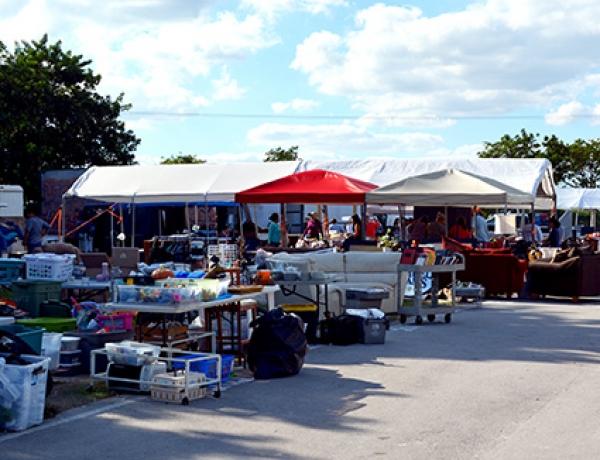 Three creative Flea Market Flips for a DIY weekend.