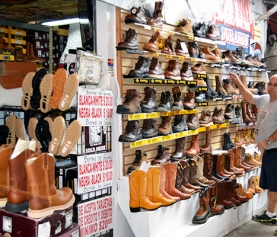 El Chino Shoes