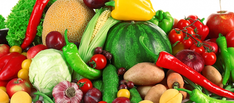How to Choose Fresh Fruits and Vegetables