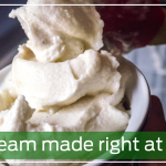 Ice cream made right at home