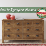 The various ways to repurpose dressers
