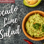 Cooking With Redland – Avocado & Lime Salad