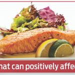 Foods that can positively affect mood