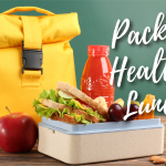 Packing Farmer's Market Healthy Lunches