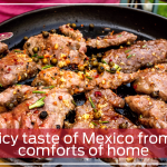 A spicy taste of Mexico from the comforts of home