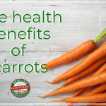 The health benefits of carrots