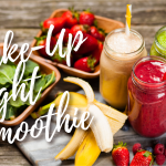 Wake Up Smoothie – Farmer's Market ingredients