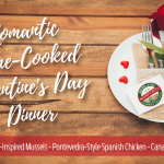 Romantic Home-Cooked Valentine's Day Dinner