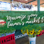 Maximize your farmer's market trip !!