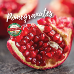 Pomegranates are an ancient fruit
