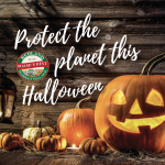 Protect the planet this Halloween