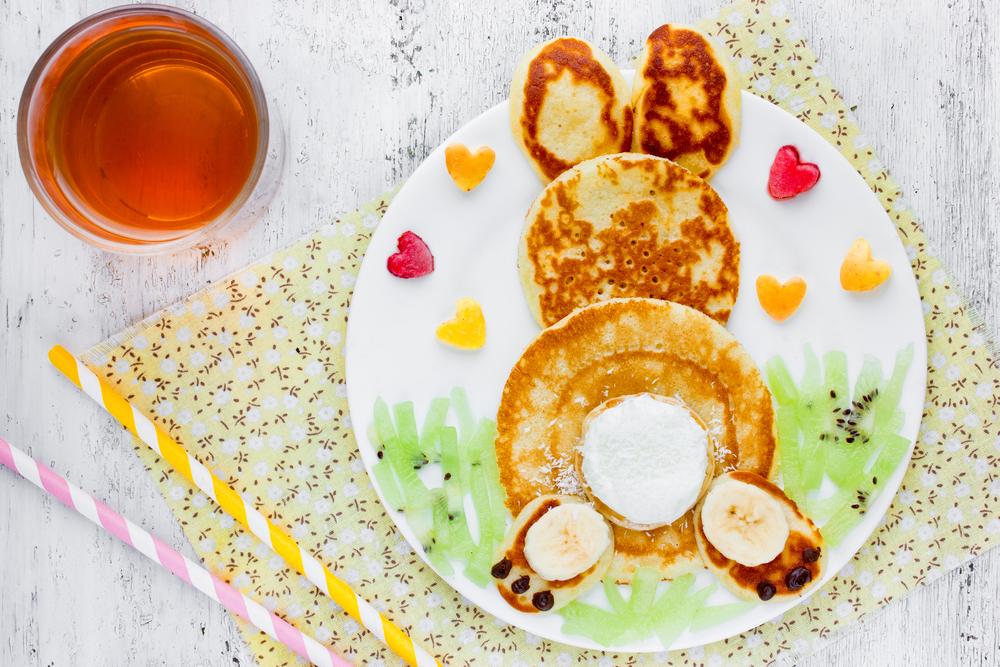 The Bunny Breakfast