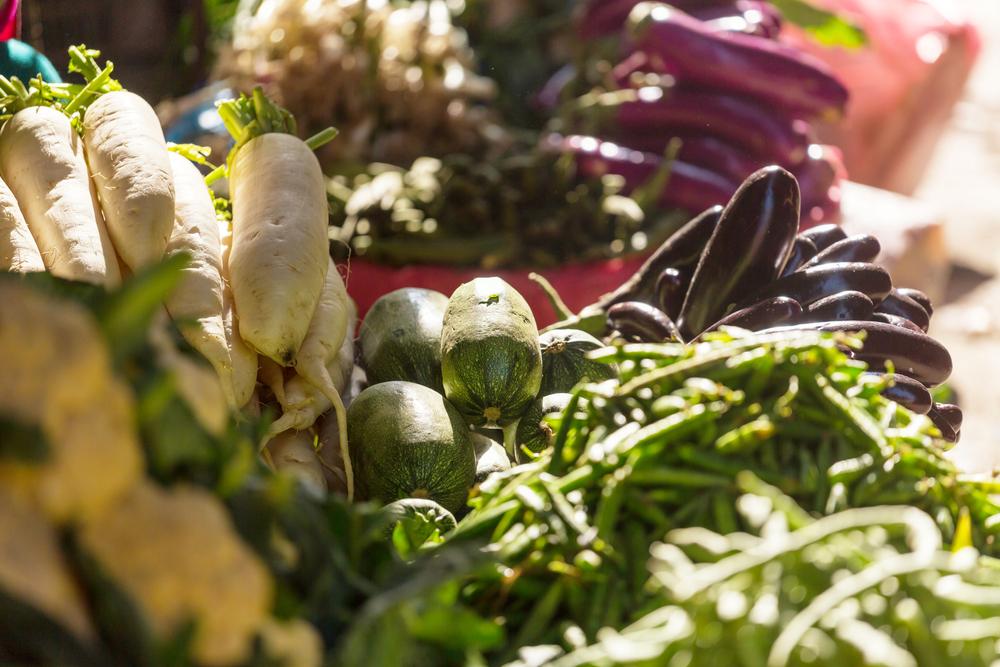 Redland Market Village's Farmer's Market Produce