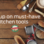 Stock up on must-have kitchen tools